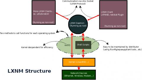 LXNM Structure